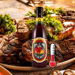 Ring Of Fire Steak Sauce