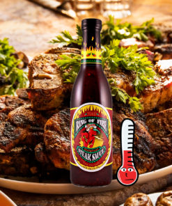 Ring Of Fire Steak Sauce