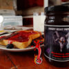 confiture Blackberry ghost Pepper spread