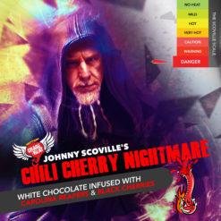 Chili Cherry Nightmare Blanc